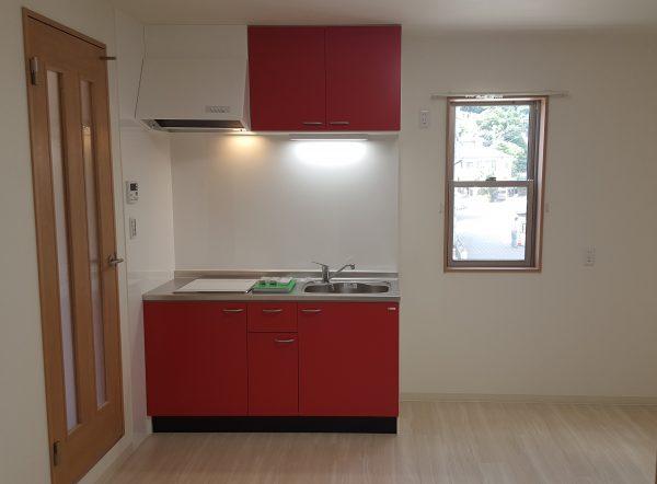 住宅兼賃貸住宅 賃貸キッチン