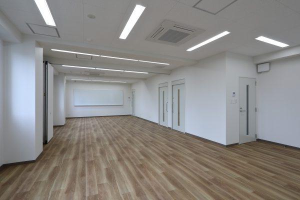 4F 教室(大) Ⅰ